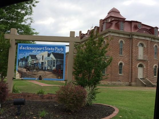 Jacksonport SP, Arkansas