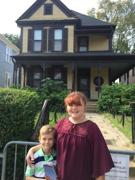 Martin Luther King, Jr.'s birthplace and childhood home