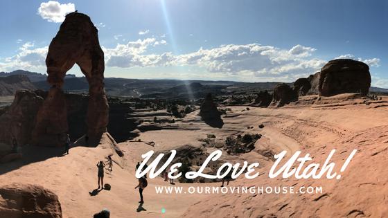 We Love Utah!